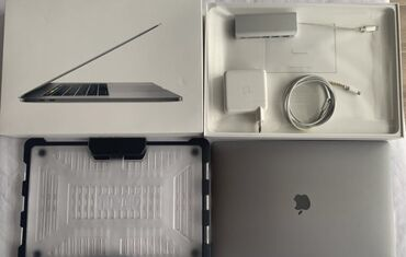 Apple - Azərbaycan: MacBook 2017 Touch Bar, core i7 Ela vezyetdedir cizik ecik yoxdur hec