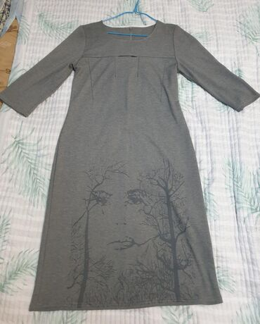 Платье один раз одели размер 48