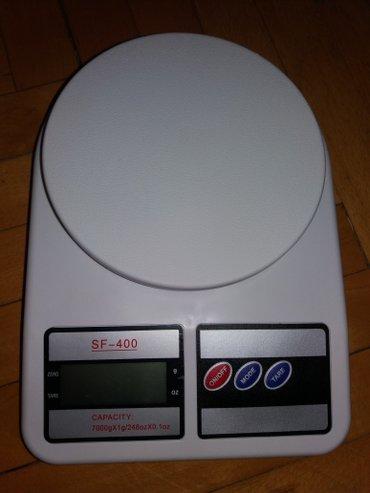 Superprecizna kuhinjska vaga - od 1gr do 7kg - Nis