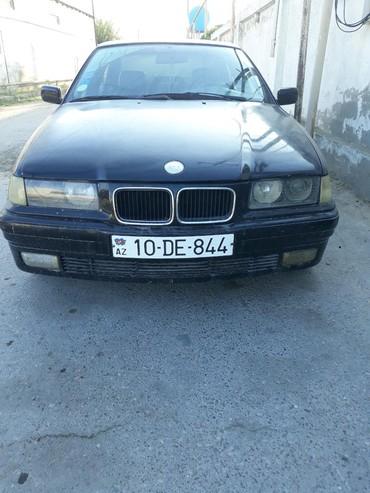 bmw-6-серия-630i-at - Azərbaycan: BMW 316 1.6 l. 1992 | 312973 km