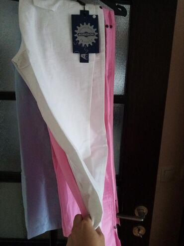 Ostalo | Bajina Basta: Snizeno, pantalone su za mrsavice do 65 kg, letnje i bas siroke imaju