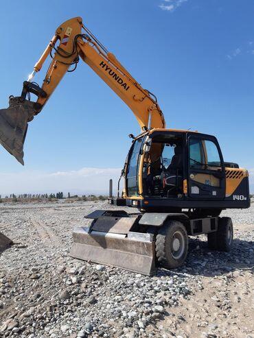 razmer 140 в Кыргызстан: Экскаватор hyundai 140   2012г состояние отличный.  свежий перегон