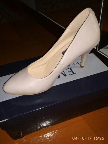 Женские туфли размер 36. бежевые, новые в Кант