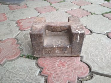 Продам гирю прошу 1500 в Бишкек