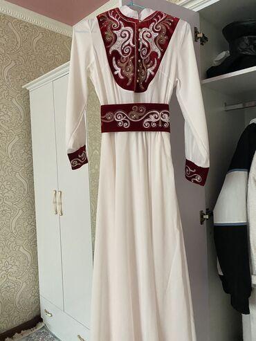 Платье шикарного качестваодевала 1 раз на кыз узатуу