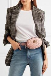 сумки из кожи итальянские в Кыргызстан: Женская поясная сумка Gucci (Гуччи) (ЛЮКСОВАЯ) +БЕСПЛАТНАЯ ДОСТАВКА ПО