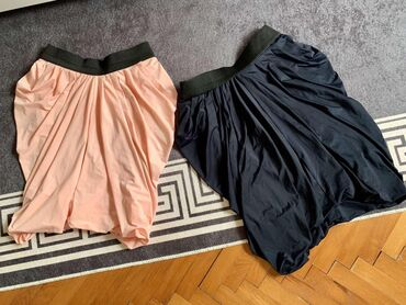 """Prelepe,balon"""" suknje.Cena za obe 500 din"""