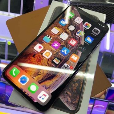 Apple iPhone XS Max - 256GB - Gold  в Zərdab