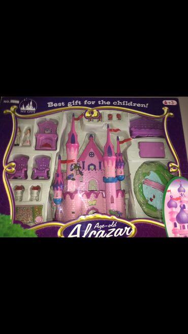 Dvorac igracka za decu