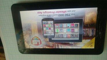 Prestigio в Кыргызстан: Продаю планшет prestigio multipad 7.0 ultra + PMP3670B рабочий, но