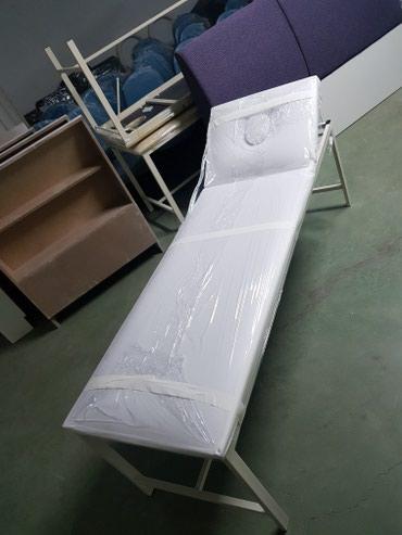 birja masaj - Azərbaycan: Masaj stolu tezedir. Çox keyfiyyətli materiallardan istifadə edilerek