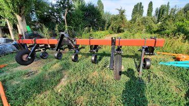 Трактор т 25 цена бу - Кыргызстан: Культиватор крн с банкоми и без, усиленный, с железными бочками на