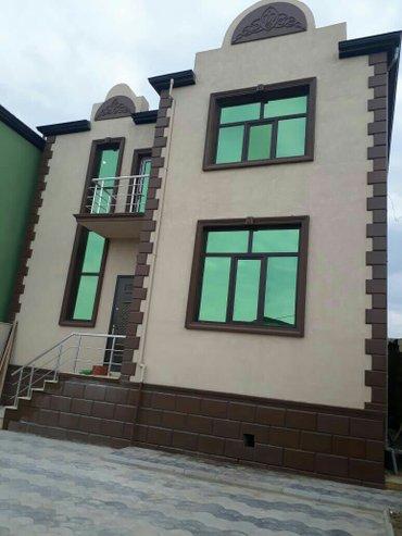 Xırdalan şəhərində Masazirda 2 sotda 2 màrtàbàli 4 otaqli tàmirli hàyàt evi tàcili