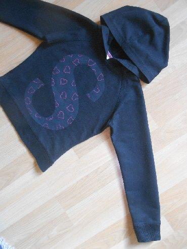 Ostala dečija odeća | Becej: Oviese duks vel 8/9 god (134 cm) Savršeno očuvan. Crna, postojana boja