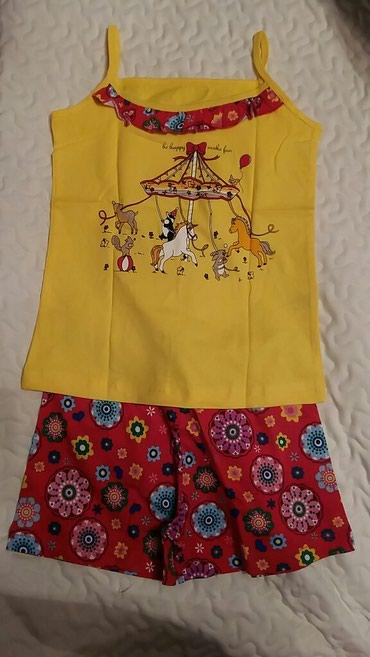Остатки товара летние шорты футболки на 5-6 лет .Производство Турция в Бишкек