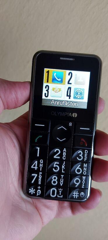 Elektronika - Vranje: Telefon kao nov bez mane na sve mreze pogidan za starije osobe i one