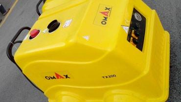 Bakı şəhərində Moyka aparati soyuq isti yeni 3 faza ve 0 faza catdirilma ve