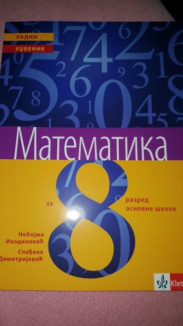 8 r matematika radni udzbenik klett novo - Sremska Mitrovica