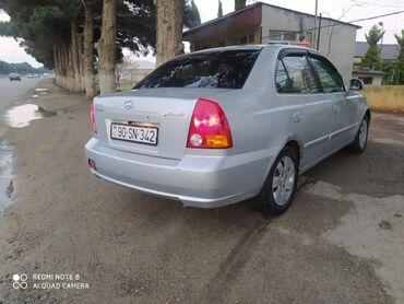 hyundai accent - Azərbaycan: Hyundai Accent 1.6 l. 2004   247000 km