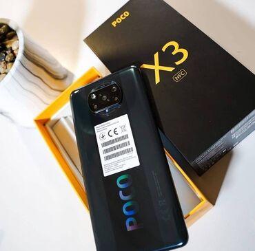 купить завод в Кыргызстан: Продаю свой телефон Poco x3 6/128Полный заводской комплектВ идеальном