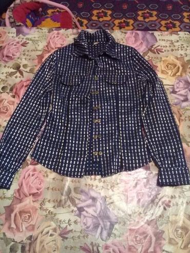 Продаю рубашку и блузку по 100с. 42-44 р. в Кара-Балта
