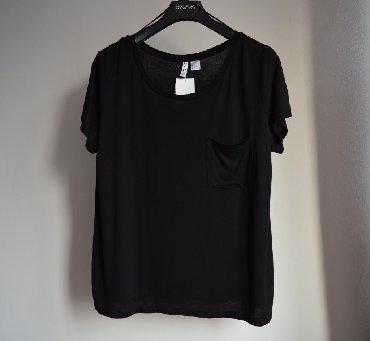 Последняя H&M базовая футболка Размер: LMade in Indonesia Состав