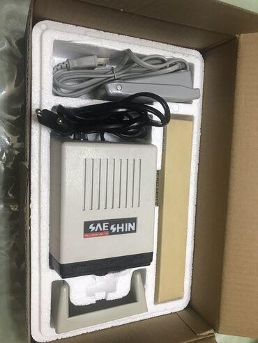 продажа лед ламп на авто в Кыргызстан: Срочно!!! Продаётся аппарат для маникюра Стронг 204 новый в коробке