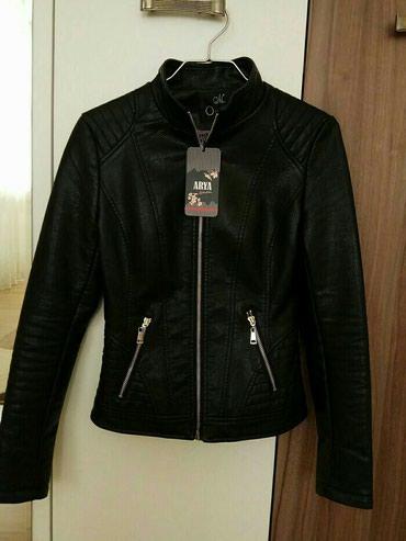 Bakı şəhərində Куртка,размер S,новая с биркой, цена окончательная