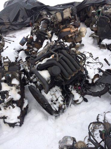 Продаю мотор с коробкой на Ауди А-4 1.8обьем автомат комплект в Бишкек
