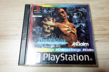 PlayStation 1 - Shadow Man - Kucevo