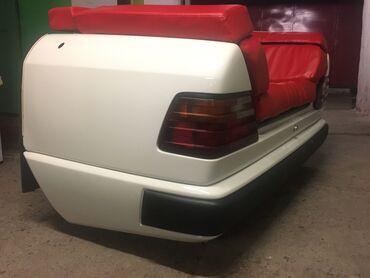 mercedes benz w124 e500 волчок купить в Кыргызстан: Продаю оригинальный, добротный диванчик из багажника авто. Mercedes
