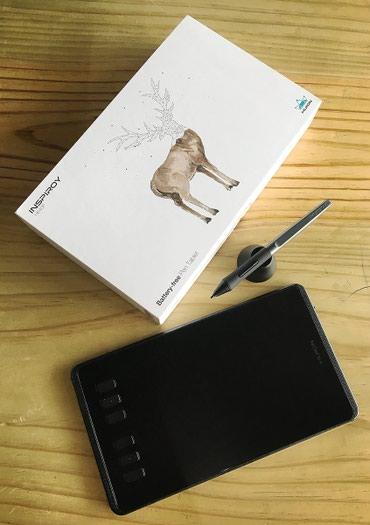 Графический планшет HUION H640P, доступен в в Бишкек
