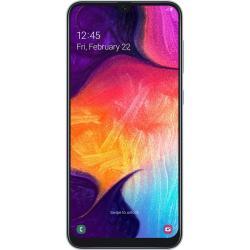 Samsung-6 - Азербайджан: Samsung Galaxy A50 (6GB,128GB,White)Məhsul kodu: Kredit kart sahibləri