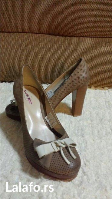 Nove italijanski cipele, savršene, moderne, 36 veličina, koža - Velika Plana