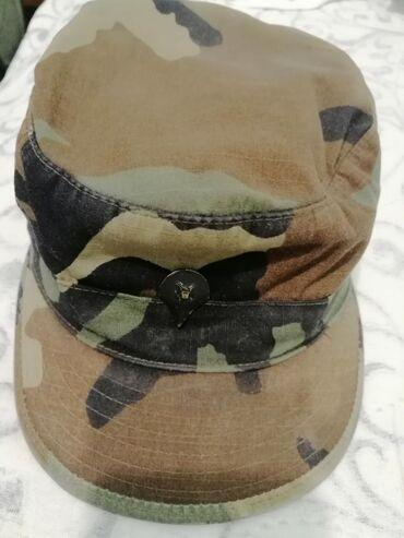 Americki vojni kacket, orginal