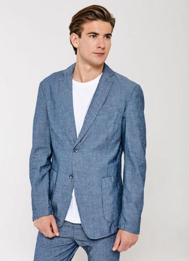 Iki-postavljeni-djemper - Srbija: Nova, sa etiketom, casual jakna / sako za muškarce. Naznačena veličina