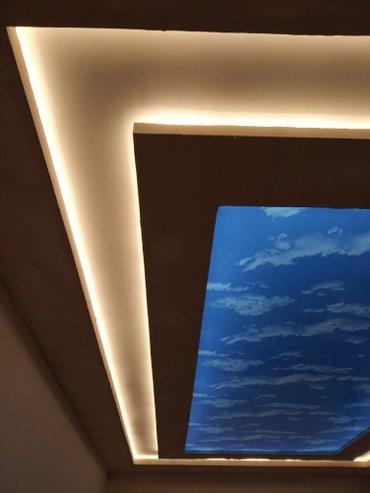 Натяжные потолки быстро качественно и не дорого в Бишкек