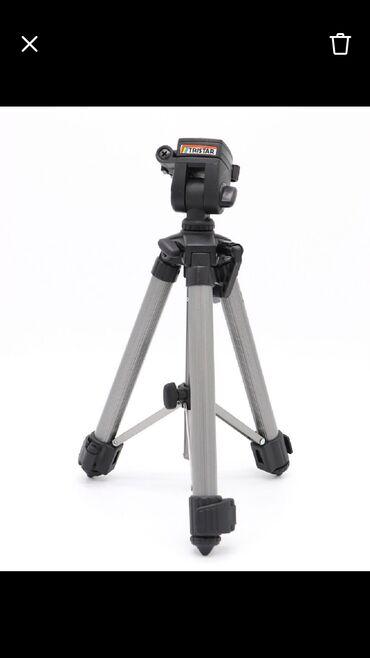 video-kamera-dlja-skajpa в Кыргызстан: Штатив оригинал «Tristar» в отличном состоянии. Осталась после (