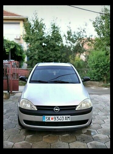 Used Cars - Greece: Opel Corsa 1 l. 2002 | 140600 km