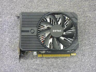 Видеокарта ZOTAC ZT-1050 OC-10L GeForce GTX1050,GDDR5