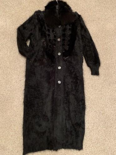 платье ангора софт батал в Кыргызстан: Женские пальто Fashionup XXL