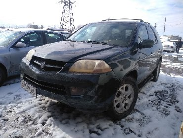 acura turbo в Кыргызстан: Acura MDX 2001