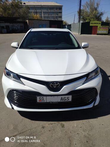 Toyota Camry 2.5 л. 2018 | 143000 км