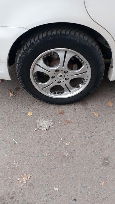 шины 20560 r16 в Кыргызстан: Продаю или меняю на R16, мои 17-е