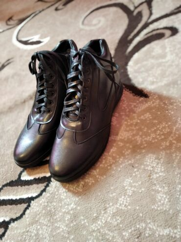 Мужские зимние ботинки 43р