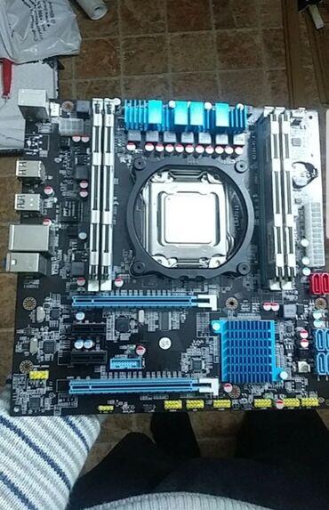 Электроника - Кант: Топовый игровой комплект. Xeon e5 2650 v2 8 ядер 16 потоковМать X79 4