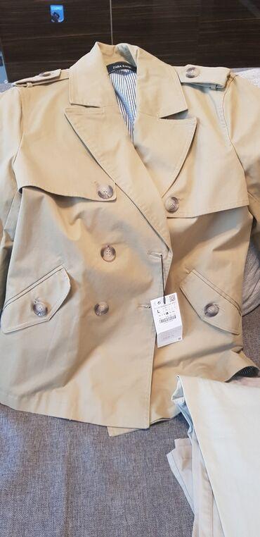 Купить пропуск бишкек - Кыргызстан: Купили куртку демисезонную Zara в Стамбуле. Размер L. Короткий вариан