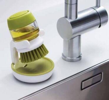 Pranje sudova je od sada mnogo lakše i jednostavnije! Bez sunđera