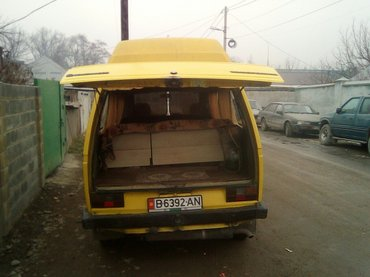 продам т2 грузопассажирский 0552230828 в Бишкек