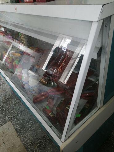 Услуги - Чон-Арык: Продаю витринный холодильник в хорошем состоянии